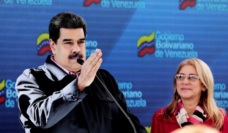 Maduro aseguró que Estados Unidos planea un golpe de estado contra Venezuela.