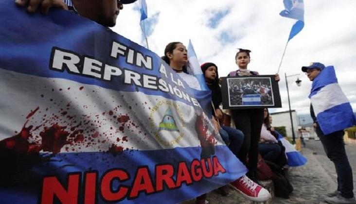 """""""¿Y si lo que está pasando ahora en Nicaragua sucediera en Uruguay?""""."""