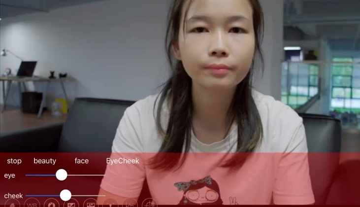 Video: la cámara que hace photoshop en tiempo real