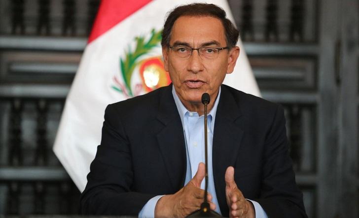 """Presidente de Perú tras negativa de asilo a García: """"En el Perú nadie tiene corona""""."""