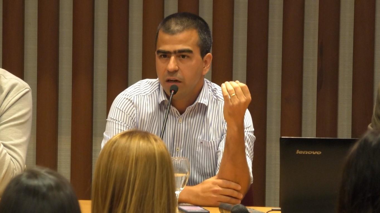 Enrique Herrera, gerente de Gestión Humana y Relaciones Institucionales del Grupo Ta-Ta