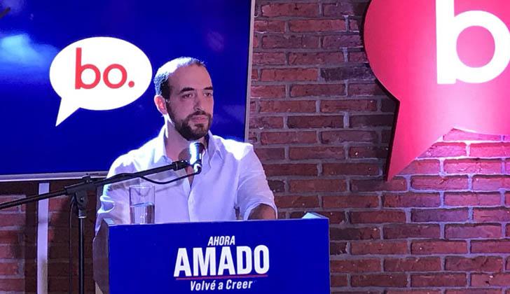 Amado respondió a Sartori sobre la búsqueda de detenidos desaparecidos.