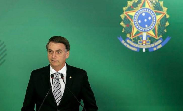 Bolsonaro amenaza con abandonar el Acuerdo de París