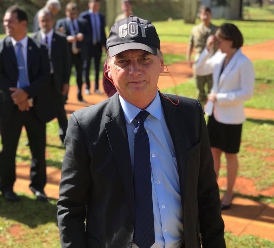 Jair Messias Bolsonaro asumirá como presidente el próximo 1° de enero.