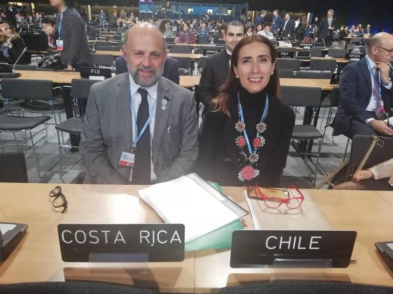 Foto: Ministerio de Ambiente y Energía de Costa Rica