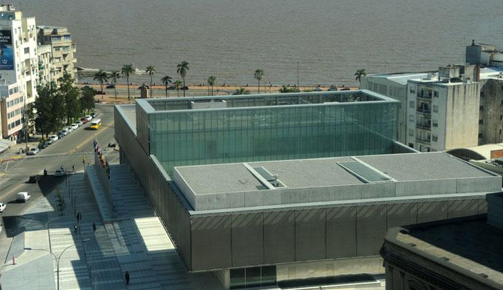 CAF-Montevideo. Foto: Presidencia de la República.