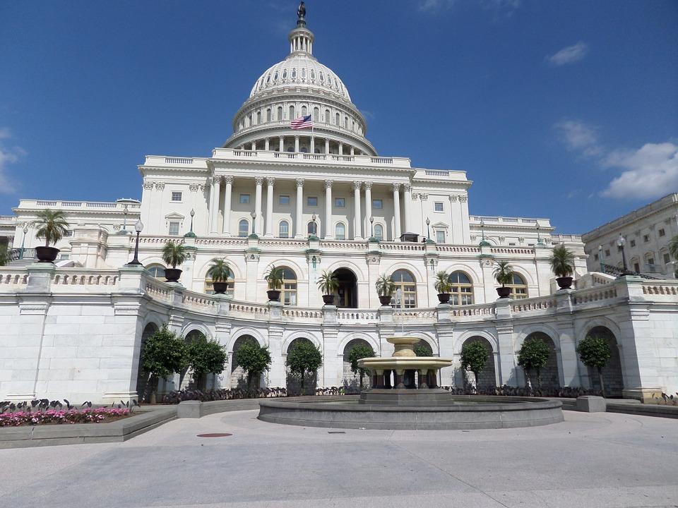 Capitolio de Washington, sede del Congreso de los Estados Unidos. Foto: Pixabay