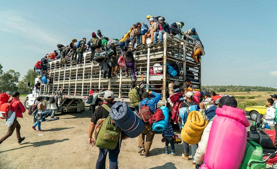 Niña guatemalteca muere en un centro de detención en EE.UU