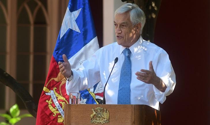 Chile se retira del pacto migratorio de la ONU