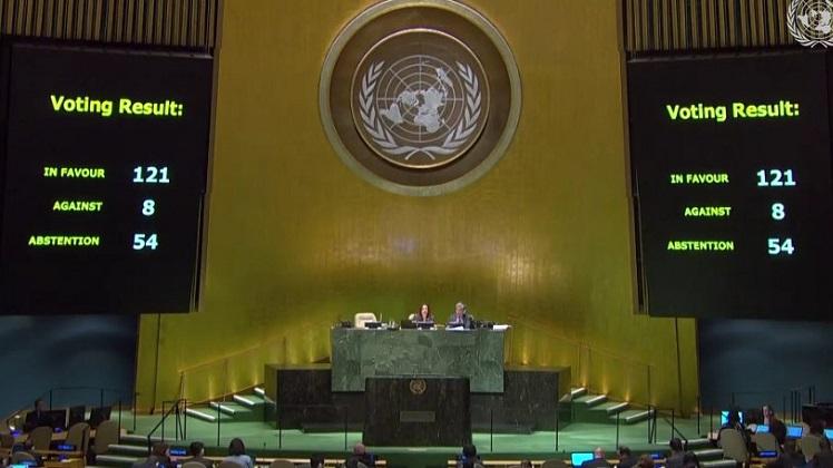La Asamblea General de la ONU adoptó la Declaración sobre los Derechos Campesinos.