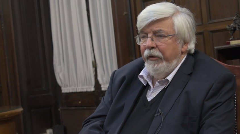 Eduardo Bonomi, ministro del Interior. Foto: Carlos Loría