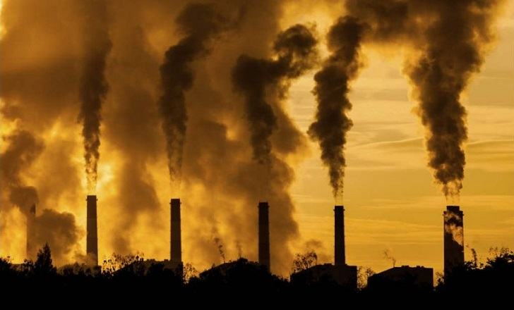 Informe: Emisiones en países desarrollados bajaron un 13% de 1990 a 2016.