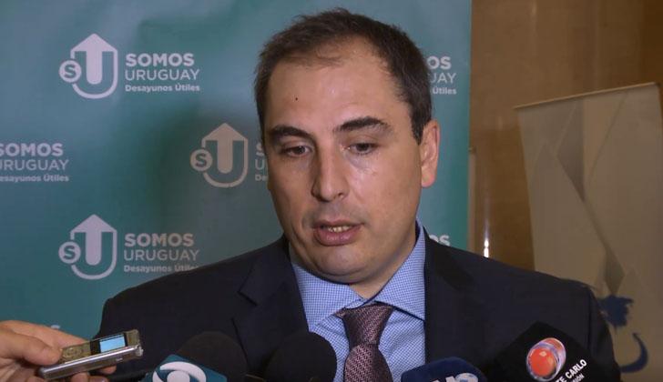 Subsecretario de Economía y Finanzas, Pablo Ferreri.