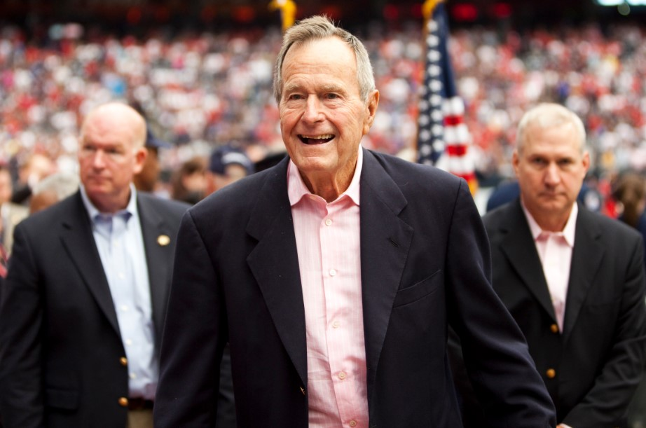 Bush falleció a la edad de 94 años. Foto: Wikimedia Commons