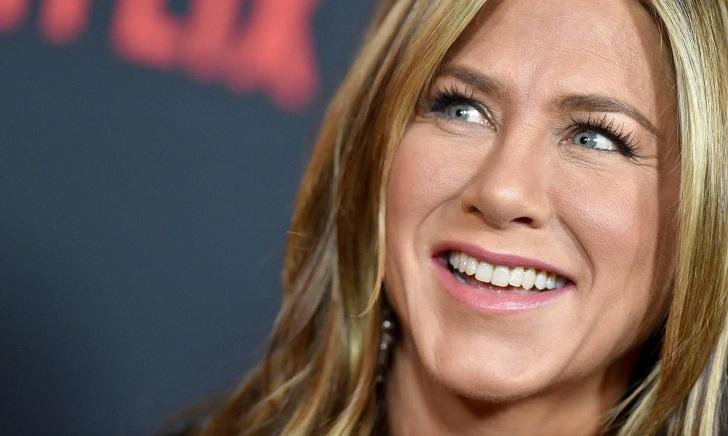 """Jennifer Aniston: """"Lo que determina la felicidad en la vida de alguien no es el ideal que se creó en los años 50"""" ."""
