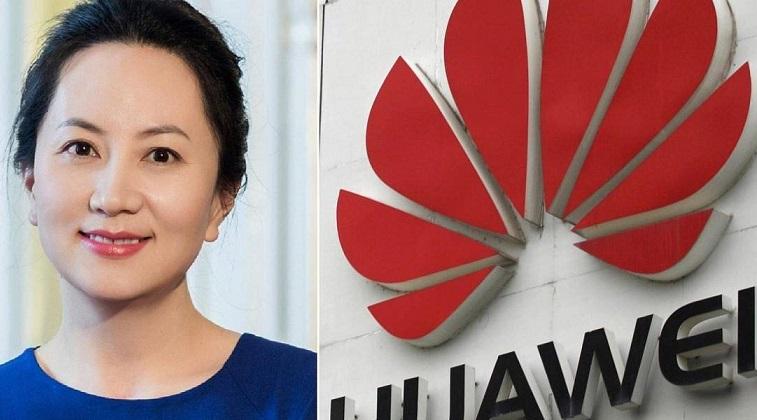 La justicia canadiense concede la libertad bajo fianza a la vicepresidenta de Huawei.