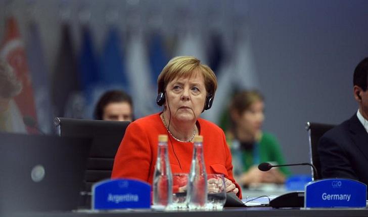 Para Merkel Bolsonaro es un obstáculo entre la UE y Mercosur