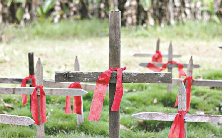 Dos líderes del MST fueron asesinado en un campamento en el estado de Paraiba .