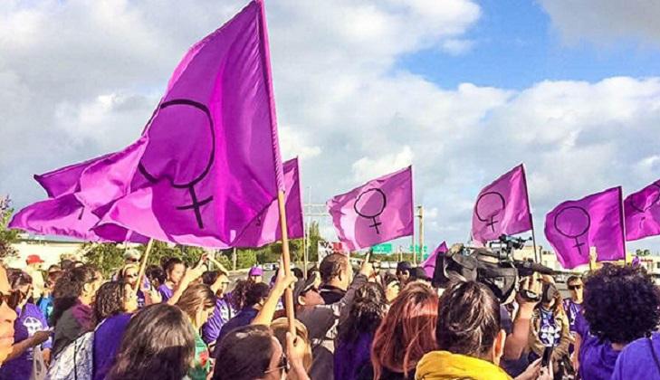 El informe anual de Amnistía Internacional destaca el avance feminista en el mundo.