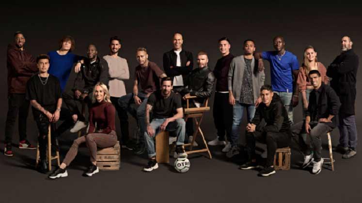 OTRO, una red social para unir a futbolistas con sus fans