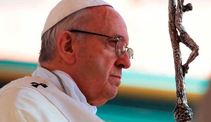 Al papa Francisco le preocupa la homosexualidad en el clero