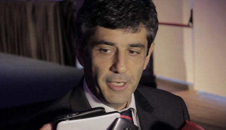 Presidente del Banco República, Jorge Polgar.