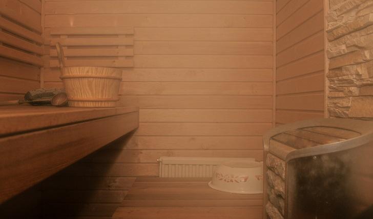 Saunas podrían ser buenos para el corazón. Foto: Pixabay