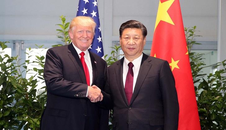 Estados Unidos y China firman una tregua comercial en Buenos Aires.
