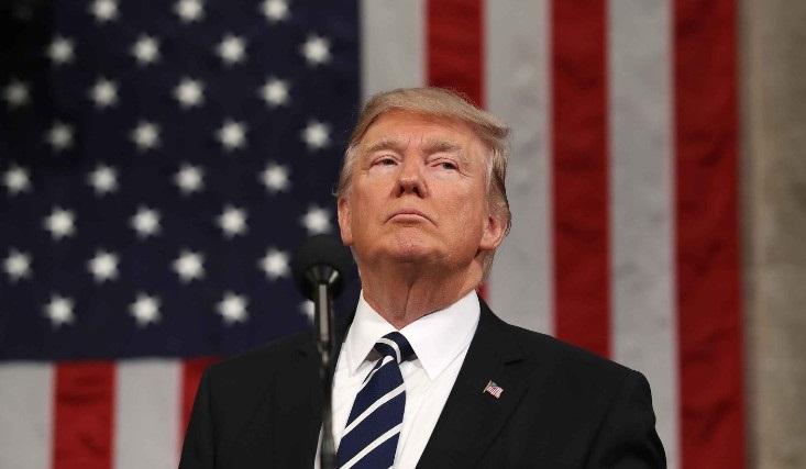 """Trump: """"El Acuerdo de París no está funcionando tan bien para Francia""""."""