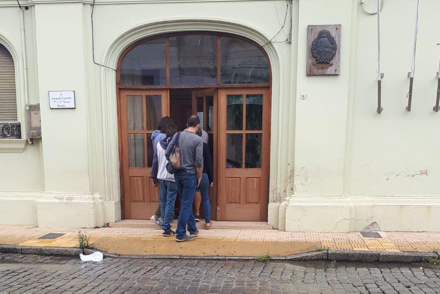 Fiscalía de Rocha. Foto cortesía de Montevideo Portal