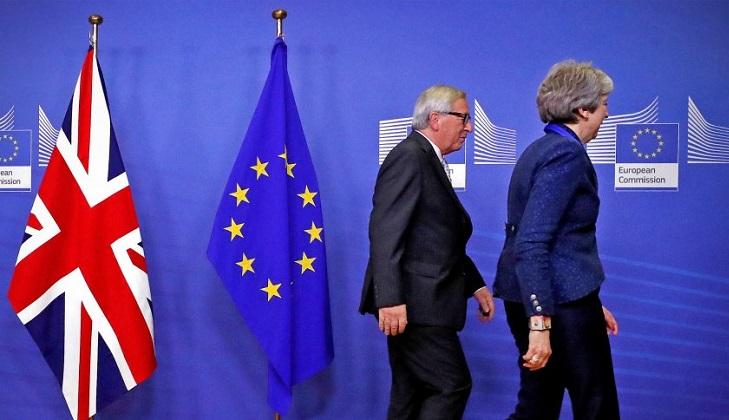 UE pide a Reino Unido aclarar intenciones sobre Brexit tras rechazo de acuerdo.