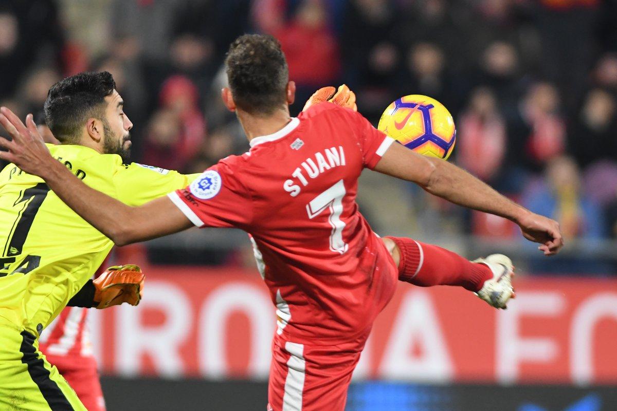 El Barça la puede liar: Stuani, del Girona, es el delantero elegido