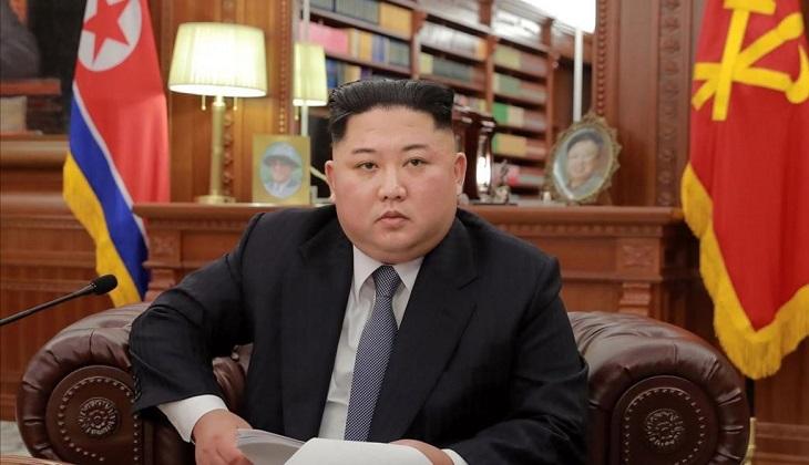 """Kim Jong-un dijo estar dispuesto a reunirse con Trump """"en cualquier momento""""."""