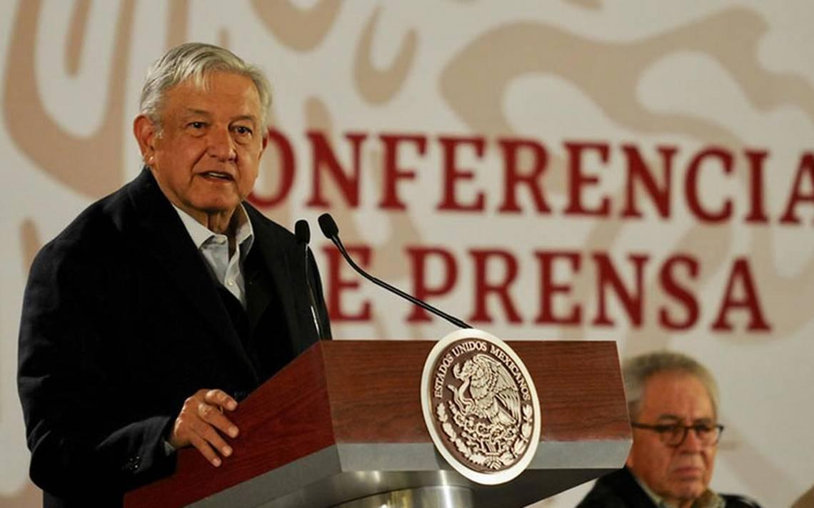"""AMLO: """"Pemex y el Gobierno estaban secuestrados por una pandilla de corruptos"""""""