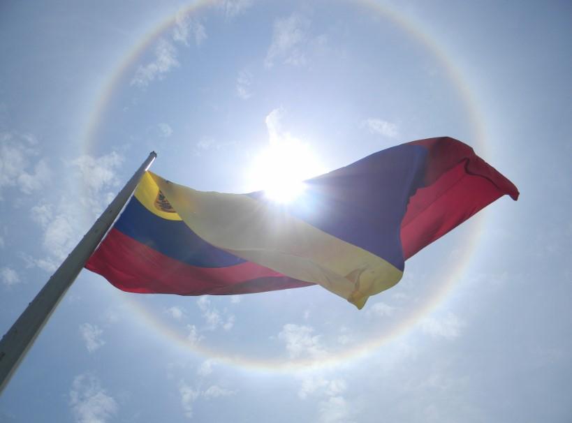 Bandera de Venezuela. Foto: Flickr/Joseph Remedor