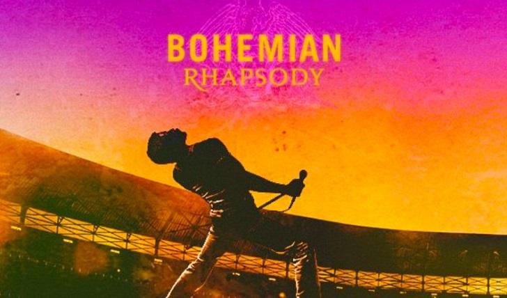 """""""Bohemian Rhapsody"""" ganó como mejor película dramática en los Globo de Oro."""