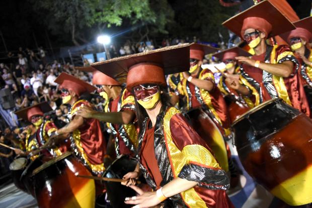 carnaval 2019 uruguay
