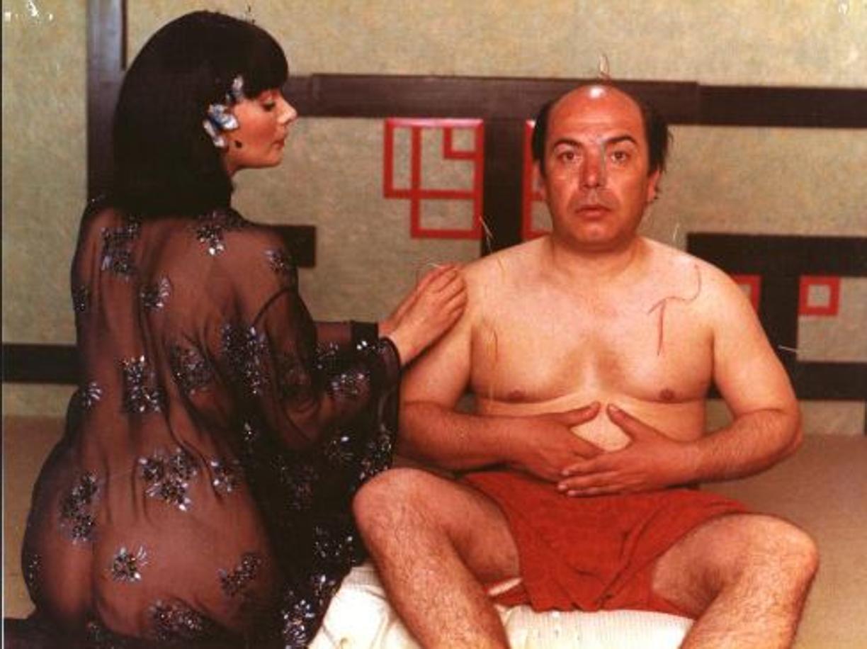 Lino Banfi fue una estrella de las sexycomedias de los 80's en Italia