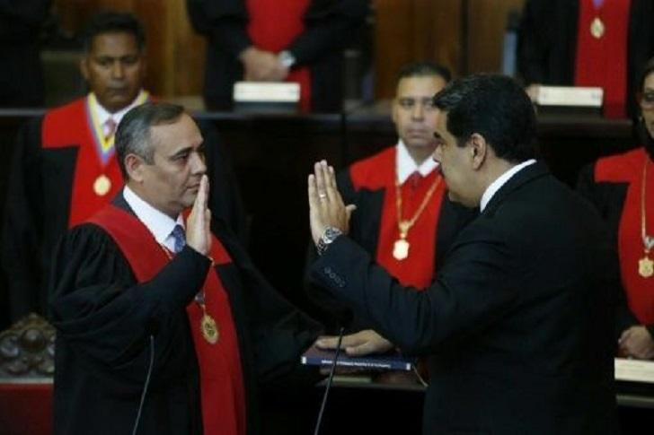Nicolás Maduro asumió su segundo mandato en Venezuela.