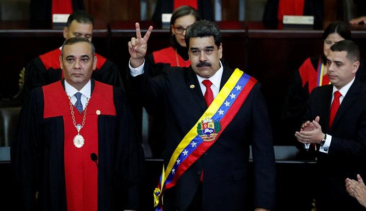 "Maduro propone una cumbre de presidentes latinoamericanos para ""discutir cara a cara"""