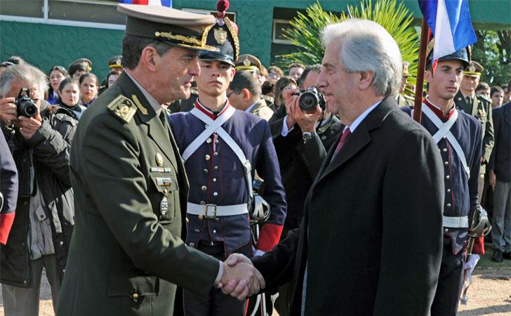 Acto en conmemoración de los 207 años de la creación del Ejército / Foto: Presidencia