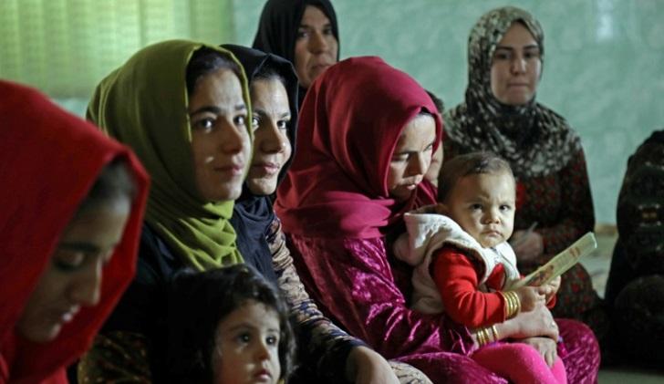 A pesar de la lucha de mujeres, la mutilación genital femenina persiste en el Kurdistán iraquí.