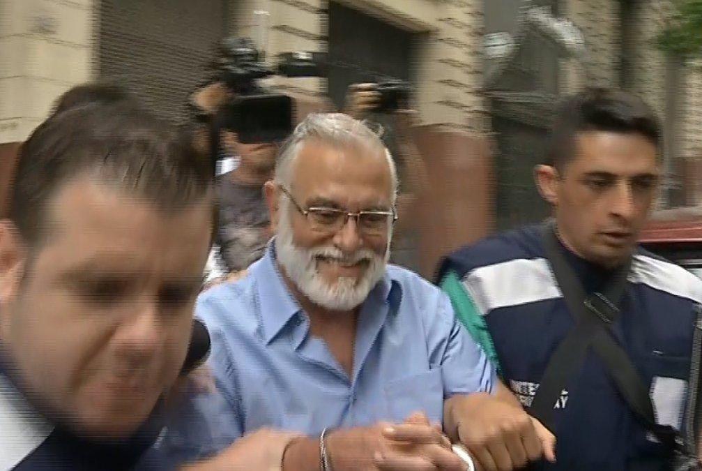 Miguel Sofía declaró este miércoles ante la Justicia. Foto cortesía de Subrayado