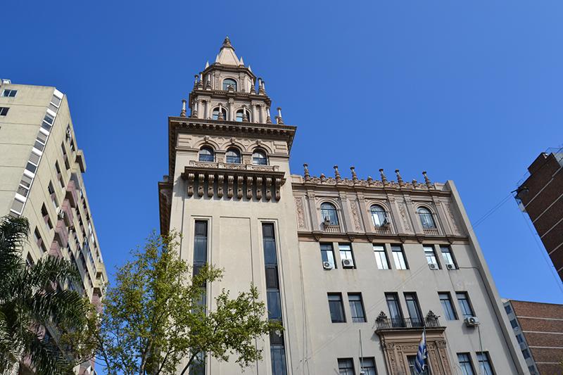 Sede del Ministerio de Salud Pública en Montevideo. Foto: Wikimedia Commons