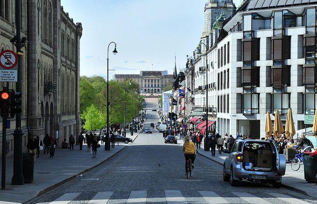 Para el 2019, las calles del centro de Oslo estarán libres de automóviles. Foto: Flickr / United States Army Band