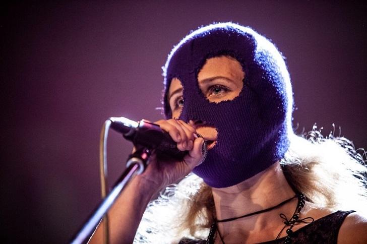 Las Pussy Riot traerán su punk a Montevideo en abril.