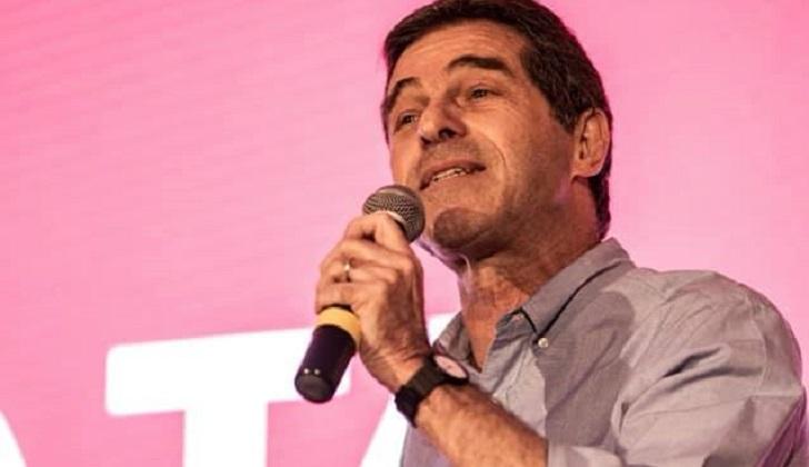 """Talvi: """"El objetivo de Ciudadanos es que Uruguay vuelva a ser una vidriera al mundo""""."""