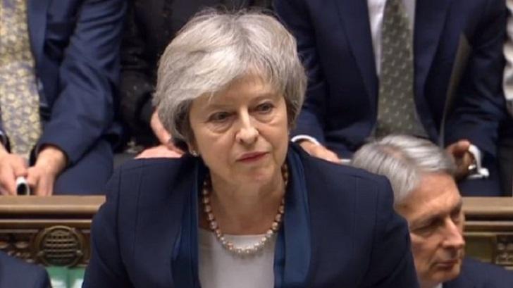 Brexit: el Parlamento británico rechaza el acuerdo negociado con la UE.