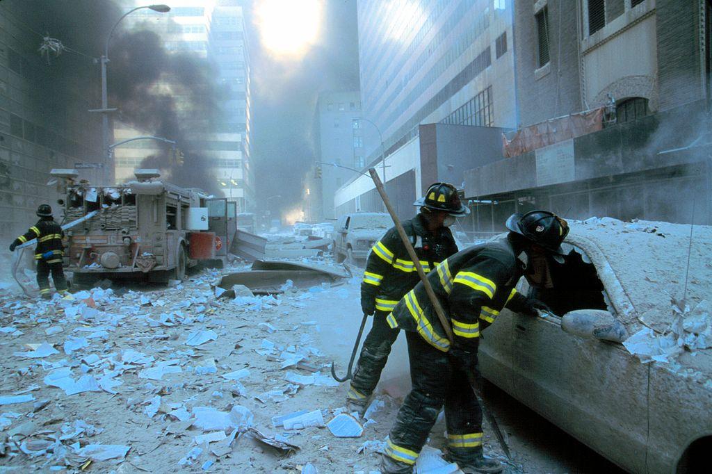 Hackers amenazan con revelar la verdadera historia del 9/11