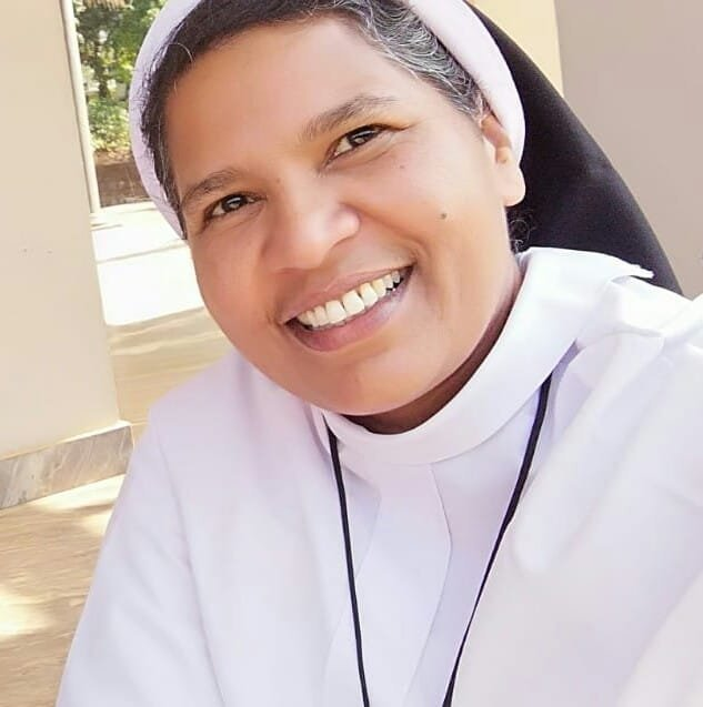 Sor Lucy Kalapura. Foto: Facebook